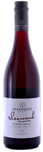 Sherwood Estate Pinot Noir 2013 750ml